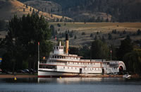S.S. Sicamous at Penticton