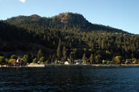 Peachland's Marina. Photo by Crowesnest Ventures