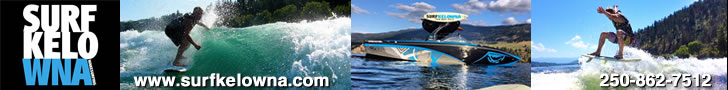 Check out SurfKelowna.com the Okanagan's premier Surf School