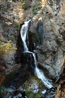Waterfalls above Fintry